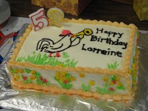 Lorraine Loves Roosters!